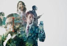 Diversity business concept