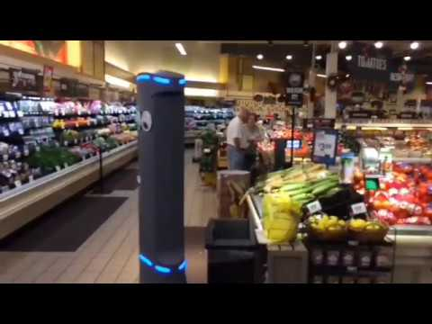 Creepy cool robots coming soon to a grocery store near you