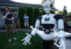 """You'll be robots, Coeur D'Alene, Idaho."