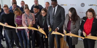 The Last Mile Michigan Ribbon Cutting