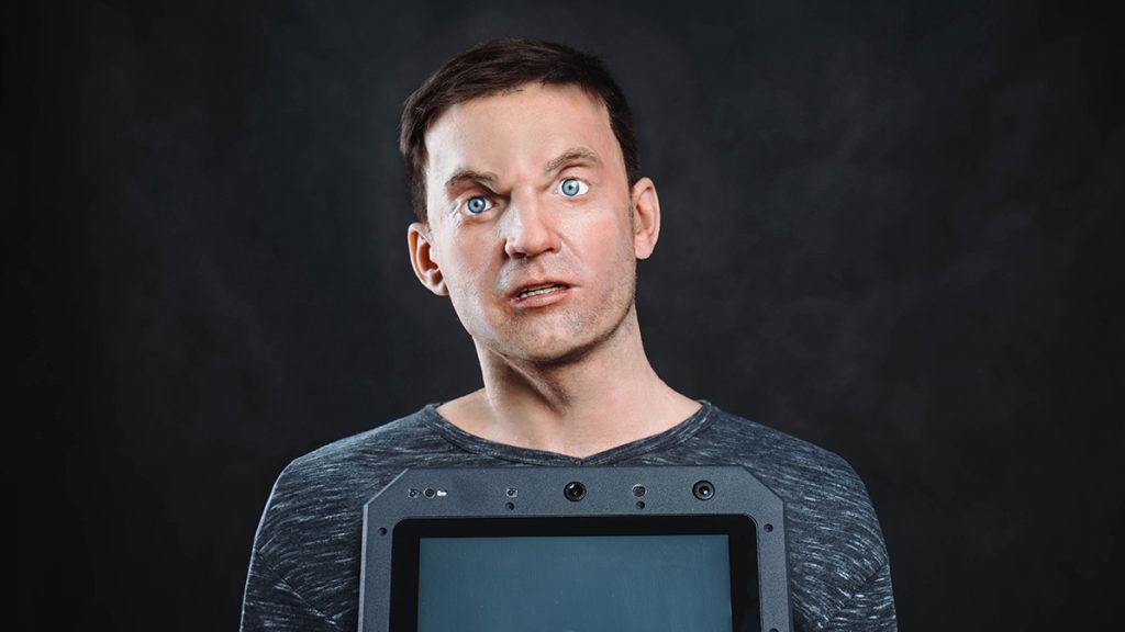 promobot humanoid robot