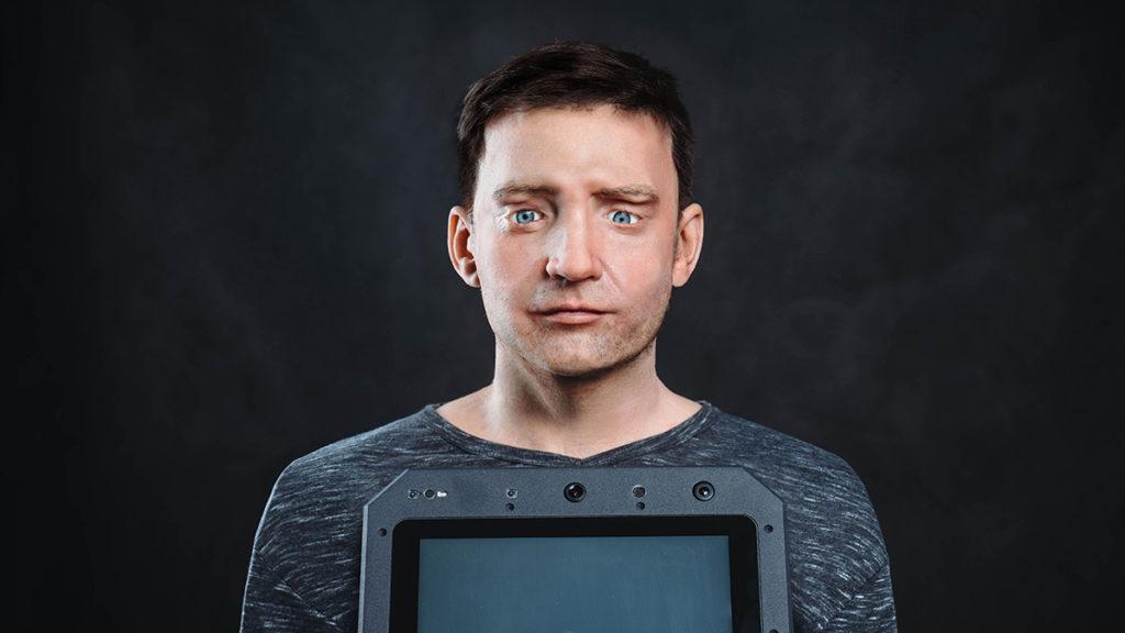 promobot humanoid robot 6