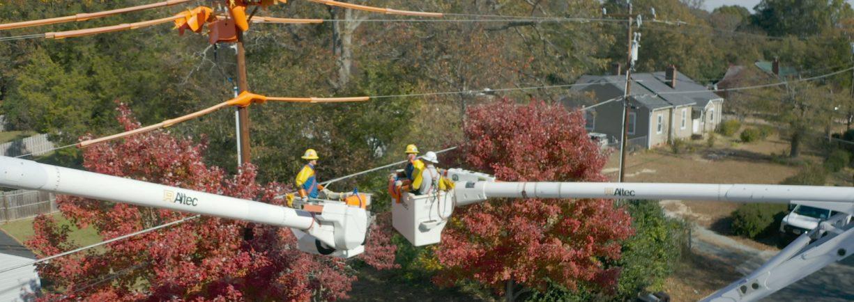 I Want The Job Power Line Technician