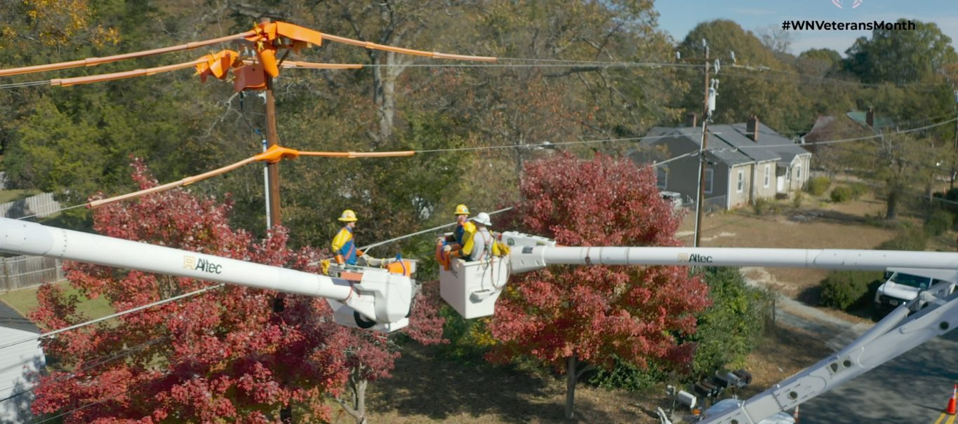 I Want The Job Power Line Technician