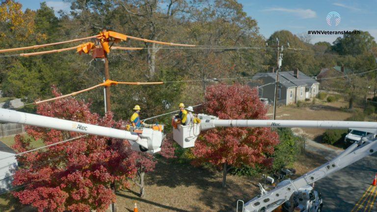 I Want That Job: Power line technician