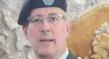 Bill Beverely-Blanco military photo