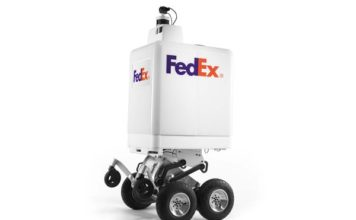 Roxo the Fedex Same Day Delivery Bot