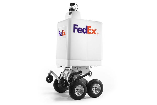 NYC sends FedEx delivery robots packing