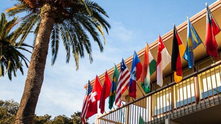 Veteran-friendly college focuses on international careers