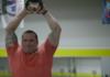 """David """"Davey"""" Lind workout"""