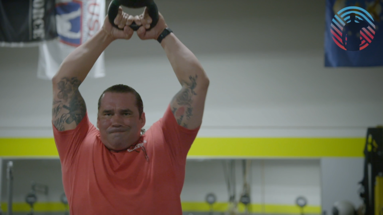 A veteran's story of coming back from a devastating injury