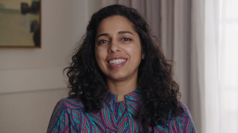Alisha Bhagat's advice to students who want a career in sustainability