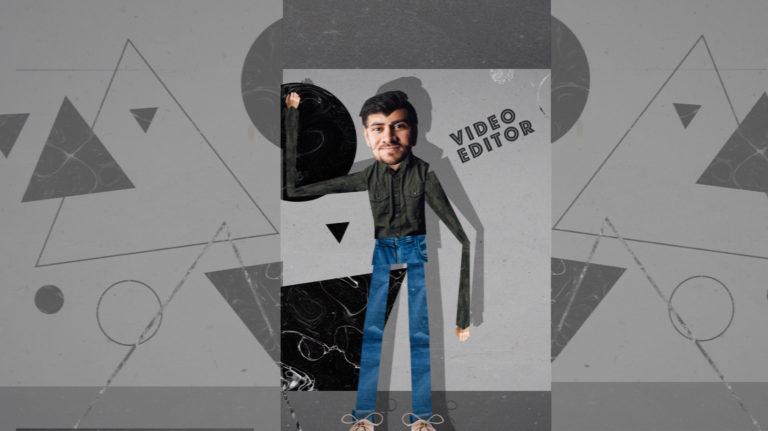I Want That Job!: Video editor