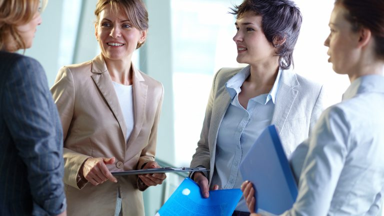 A path to leadership roles for women in manufacturing