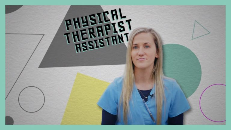 I Want That Job!: Physical therapist assistant