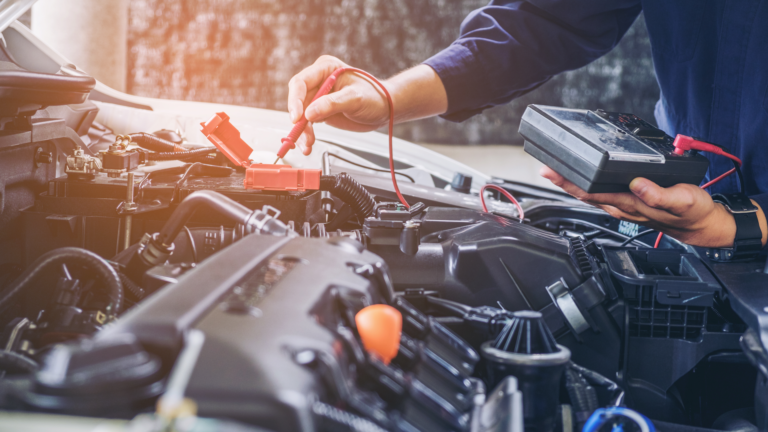 Today's auto technicians are not just mechanics, they're also data analysts