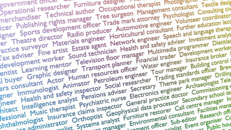 What does that job title really mean?