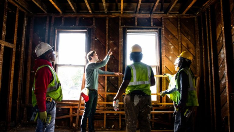 An Alabama high school gives students pathways to careers and home ownership