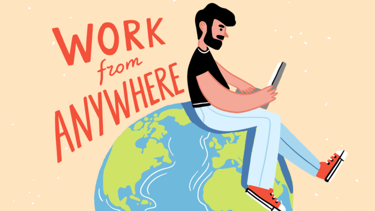 The best careers for remote work and the best states to do them from