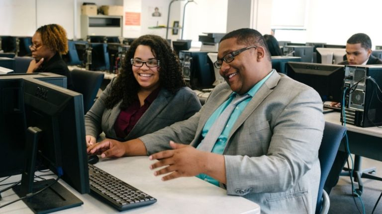 STRIVE: A holistic approach to bridging the digital divide