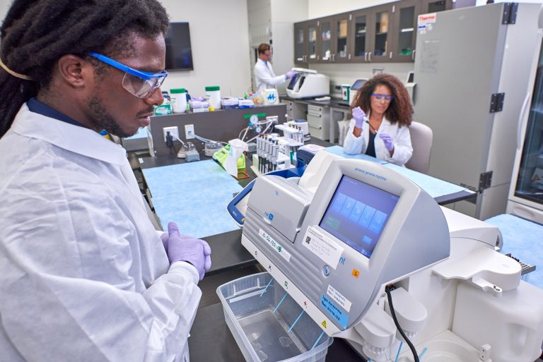 Skilled biotech workers are in big demand in North Carolina